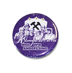 Kumpelverein Button