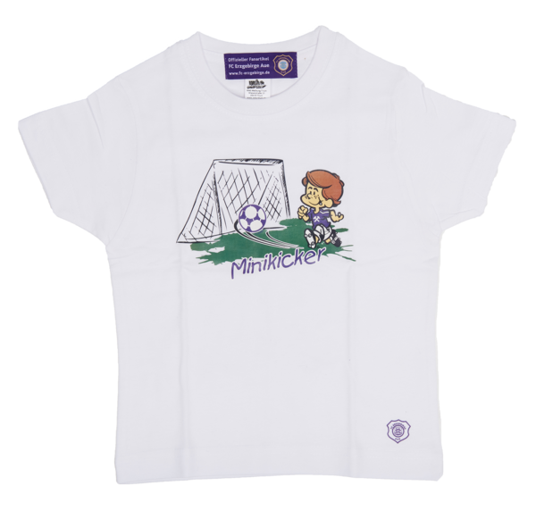 "Kinder Shirt ""Minikicker"""